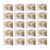 Wedding Roses Sheet of 20 x Forever us Postage Stamps