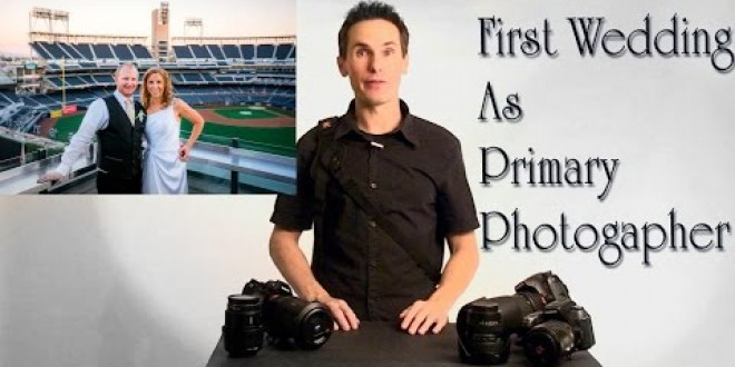 Wedding Photography tips – My First wedding as Primary photogapher