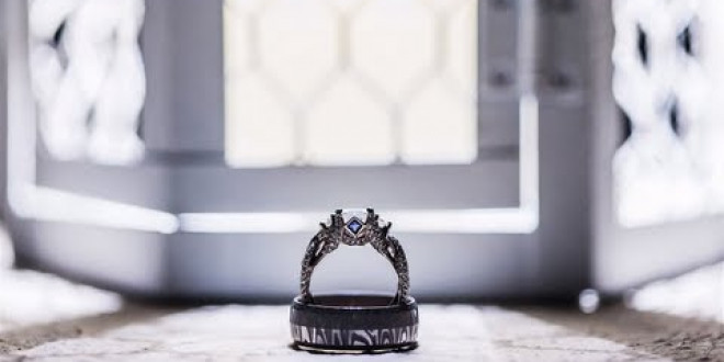 Wedding Ring Photography Tip | Use Putty!