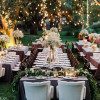 Dreamy Outdoor Wedding Receptions