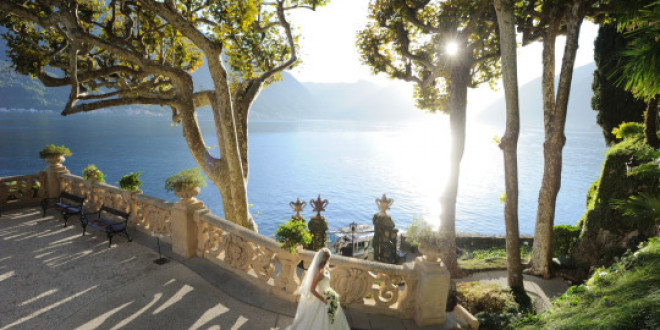 Fabulous Wedding in Lake Como, Italy