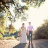 Intimate Green Wedding