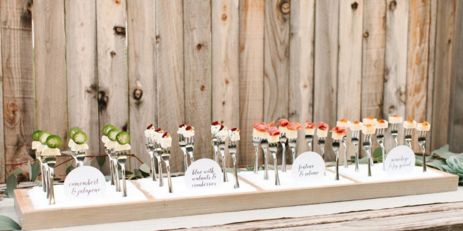 Tips For Spring & Garden Wedding Favors