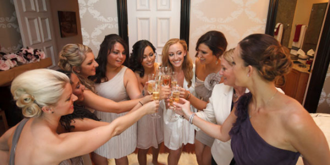 The Duties and Responsibilities of Your Wedding Party
