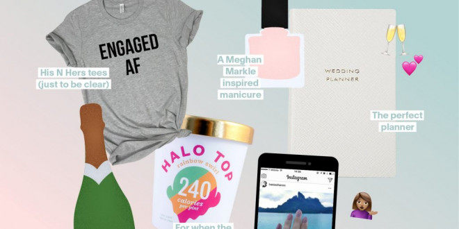 Here's Everything You Need to Buy After You Get Engaged