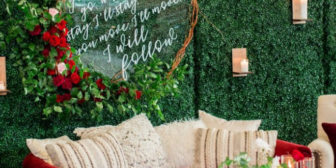 18 Valentine's Day Wedding Ideas to Send Your Heart Aflutter