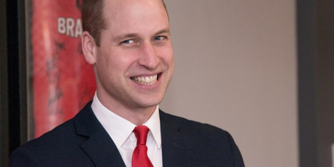Prince William Hints Royal Baby Could Be Coming at Any Minute