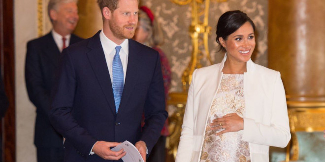 Here's What Meghan Markle Is Doing As She Prepares For The Royal Birth