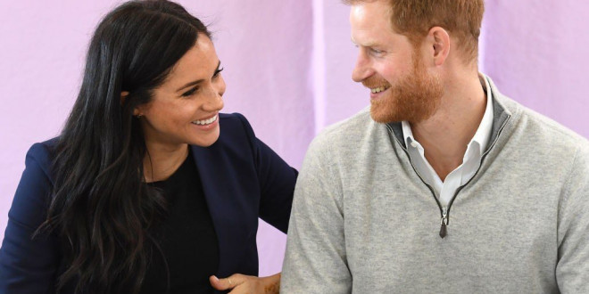 All the Ways Meghan Markle and Prince Harry Broke Royal Protocol During Their Baby's Birth