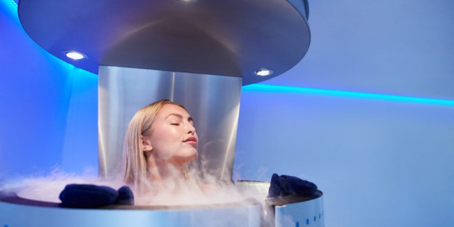 """I Did Weekly Cryotherapy Sessions Leading Up to My Wedding"""