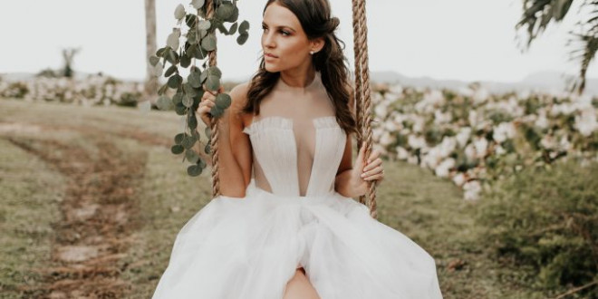 7 Wedding Swing Decor Ideas for Your Outdoor Wedding