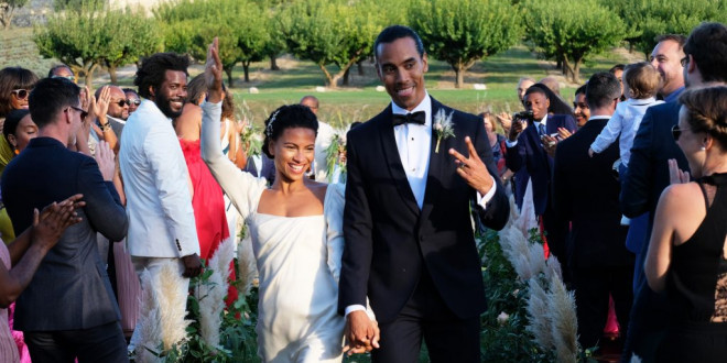 A Magical Wedding Celebration High in the Hills of Provence
