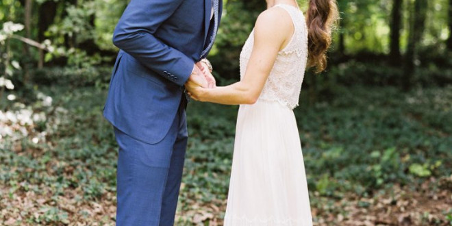An Elegant Wedding at RT Lodge in the Tennessee Mountains