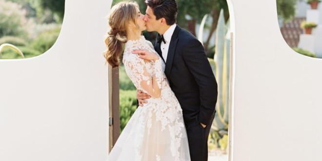 A Romantic Garden Wedding at California's Ojai Valley Inn
