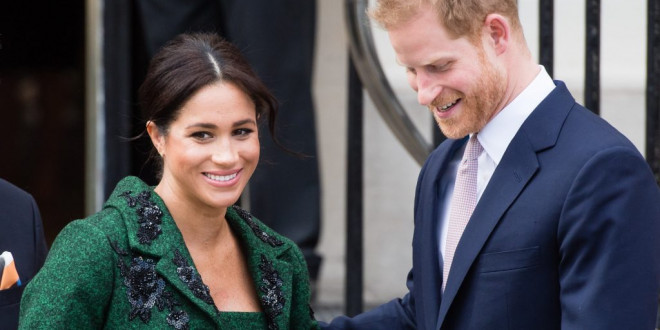 Prince Harry Just Low-Key Gave a Big Hint About When Meghan Markle Is Giving Birth