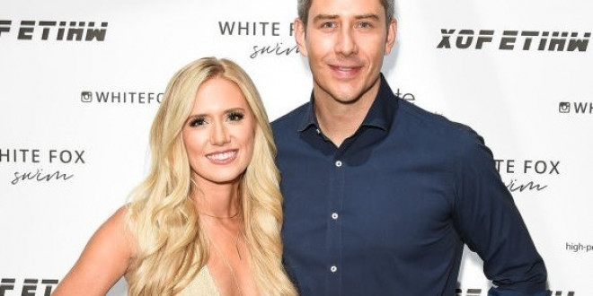 The Bachelor's Arie Luyendyk Jr. and Lauren Burnham Share Wedding Video Featuring Emotional Vows