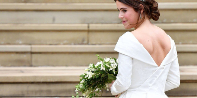Princess Eugenie Shares Never-Before-Seen Photo From Wedding