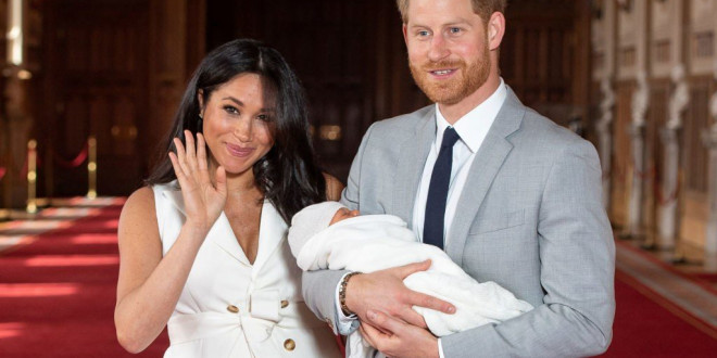 Meghan Markle and Prince Harry Will Reportedly Go on Royal Tour in Africa With Baby Archie