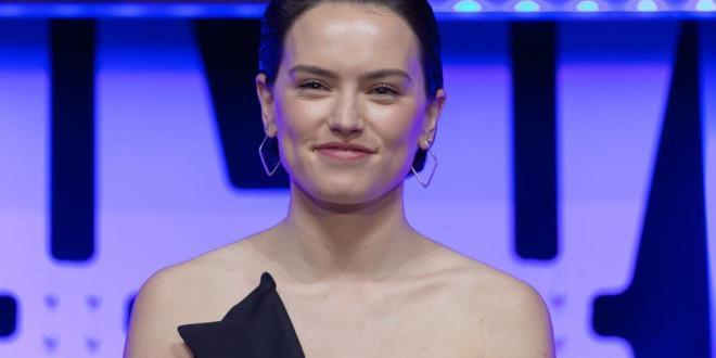 Daisy Ridley's Diamond Ring Sparks Engagement Rumors