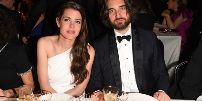 Princess Grace's Granddaughter Charlotte Casiraghi Just Had the Most Low-Key Royal Wedding