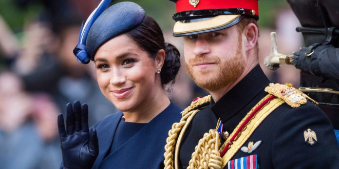Meghan Markle and Prince Harry Might Become Godparents