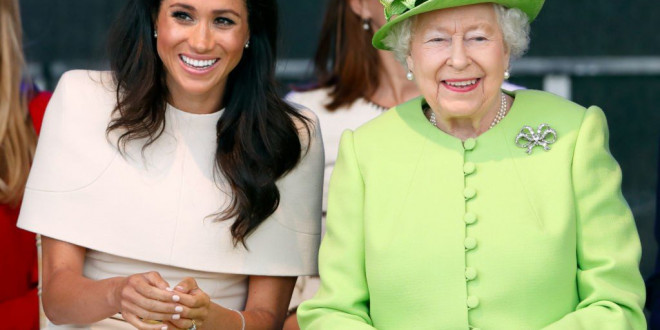 Meghan Markle Will Celebrate Her Birthday With The Queen, According To Sources