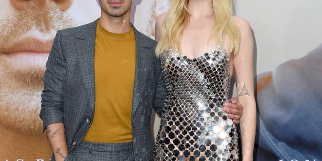 Joe Jonas and Sophie Turner Arrive in France Ahead of Their Second Wedding