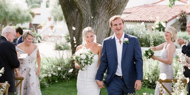 A Laid-Back Outdoor Wedding at Ojai Valley Inn & Spa