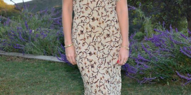 Katherine Schwarzenegger Stuns in Two Armani Dresses During Wedding to Chris Pratt