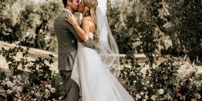 A Creative Consultant's Destination Wedding at Borgo Bastia Creti in Umbria, Italy