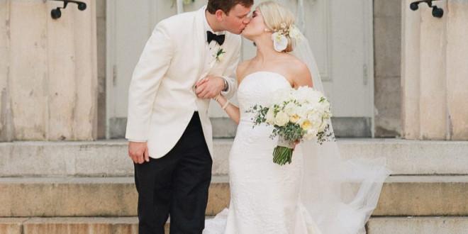 A Southern Garden Party Wedding in Alabama