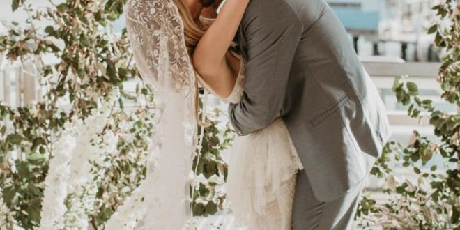 A Stone Cold Fox's Designer's Vintage-Inspired Destination Wedding in Australia