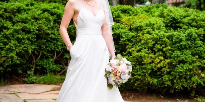 Real Wedding: Elisa + Kurt