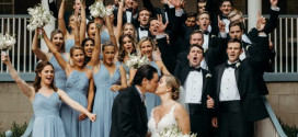 Real Wedding: Maggie + Will