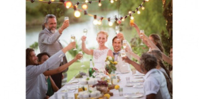 How to Prevent Alcohol from Being the Root of a Bad Wedding Reception