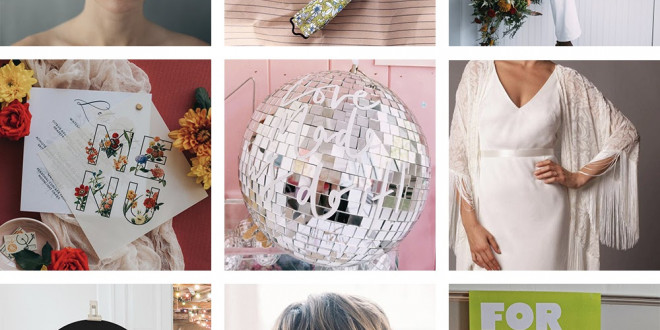 Etsy's Top Wedding Trends for 2020