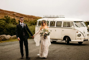 Volks Weddings | Wedding VW Campervan Hire Ireland