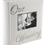 OUR WEDDING album by Malden holds 160 photos - 4x6